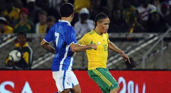 แอฟริกาใต้ถล่มกัวเตมาลา 5-0
