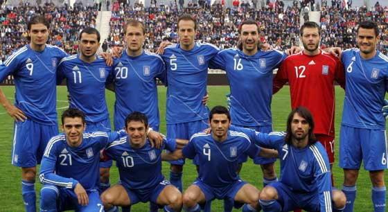 กรีซเผย23แข้งบอลโลกเกคัสนำทัพ