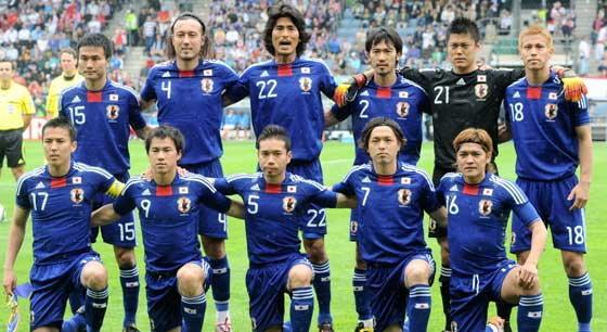 กองหลังญี่ปุ่นเจ็บชวดลงสนามพบแคเมอรูน