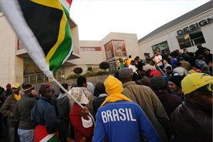 ฟีฟ่า-แอฟริกาใต้เผยยอดตั๋วขายแล้วกว่า97%