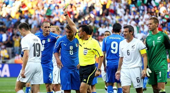 สื่ออิตาลีสับผลงานนักเตะยับ-ตกรอบแรกแน่