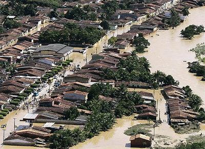 บราซิลปรับยอดตายน้ำท่วมเหลือ45 หาย135