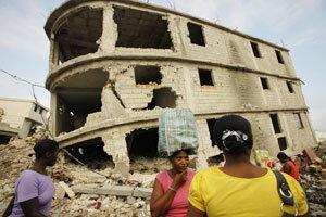 น้ำท่วมซ้ำชาวเฮติกว่าล้านคนยังไร้ที่อยู่