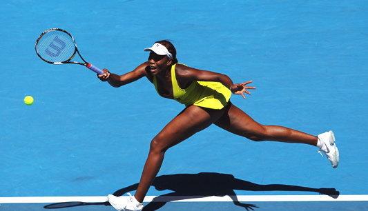 วีนัสลั่นเลิกแข่งเทนนิสปีนี้ไปรักษาเข่า
