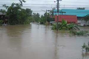 อุตุเตือยฉ.24ฝนตกหนักระวังน้ำท่วมฉับพลัน