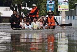 สธ.เผย ชาวบ้านน้ำท่วม15ราย เสี่ยงฆ่าตัวตาย