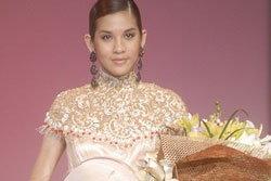 สาวไทย อินโดฯ คว้าำตำแหน่งซูเปอร์โมเดล 2010