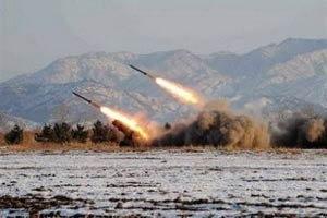 ทหารเกาหลีเหนือ-ใต้เปิดฉากยิงปืนใส่กัน!!!