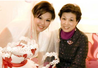 แปลก! สาวไต้หวัน เข้าพิธี แต่งงานกับตัวเอง