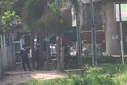 อพยพด่วน! พม่ายิงระเบิดเข้าฝั่งไทย