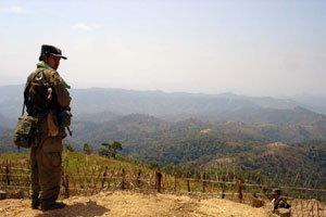 ฮิวแมนฯเตือนไทยรับมือสถานการณ์รบในพม่า