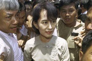 รัฐบาลไทยแถลงการณ์ชื่นชมพม่าปล่อยตัวซูจี