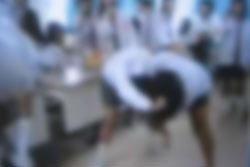 เสื่อม! เด็กนักเรียนม.ต้น ย่านปทุม17คน นัดตบกัน