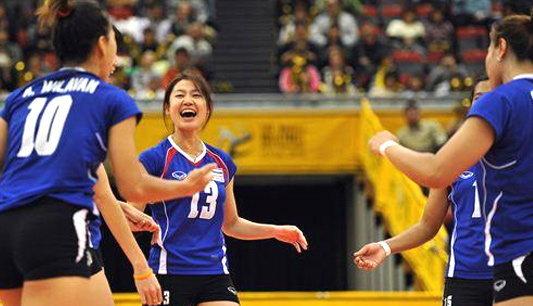 ลูกยางสาวไทยคิวแน่น จ่อตบสโมสรชิงแชมป์โลก