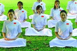 กมธ.ศาสนาฯ ชวนหญิงไทยบวชอุบาสิกาแก้ว ๑ ล้านคน ฟื้นฟูพระพุทธศาสนา รักษาวัฒนธรรมชาวพุทธ