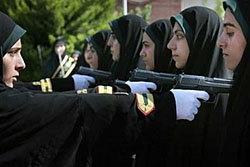 ตะลึง! ตำรวจหญิงอิหร่าน สวยประหาร