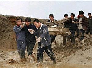 ดับ41เหตุดินถล่มในจีนหลังฝนตกหนัก