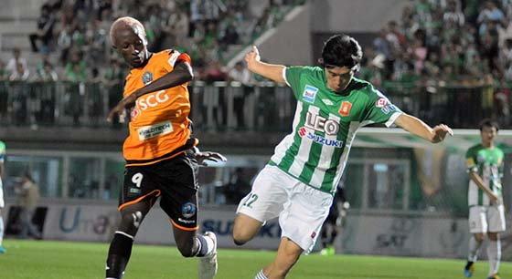 ผลฟุตบอลไทยแลนด์พรีเมียร์ลีก