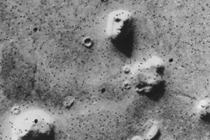 พิสูจน์แล้ว! ภาพถ่าย ใบหน้าบนดาวอังคาร