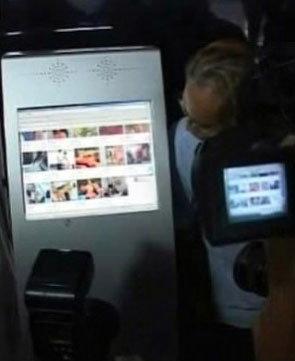 สภาอินโดฯ ป่วนภาพโป๊โผล่จอโทรทัศน์