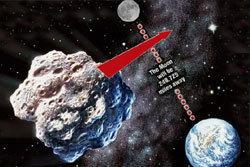 นาซ่าคาดดาวยักษ์พุ่งชนโลกในเดือน พ.ย.นี้