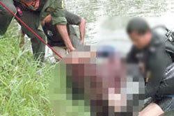 กู้ภัยเร่งค้นหาหัวเด็กจมน้ำ ชาวบ้านผวาวิญญาณเฮี้ยน