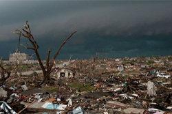 พายุทอร์นาโดมรณะถล่มสหรัฐฯ ดับพุ่ง116 ศพ
