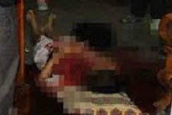 ฆ่าปาดคอข่มขืน ผู้ช่วยพยาบาล ดับคาบ้าน