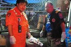 สุดสลด! พบศพทารกถูกฆ่า เลือดออกตา2ข้าง