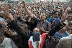 อียิปต์ สั่งปลดตำรวจ กว่า 650นาย พัวพัน ฆ่าผู้ประท้วง