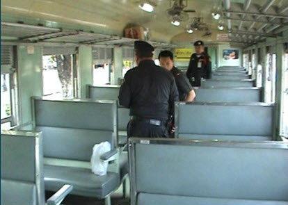 ขู่วางระเบิดรถไฟเชียงใหม่-กรุงเทพ หนีตาย300ชีวิต