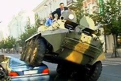 เด็ดขาด! นายกฯ ใช้รถถังขย้ำพวกจอดรถผิดกฎหมาย
