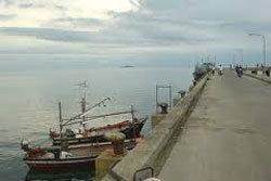 สะพานปลาถล่ม สิบล้อร่วงลงทะเล