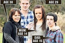 หนุ่มผู้ดีวัย 29 กลายเป็นคุณตา อายุน้อยที่สุดในประเทศ