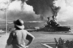 หาดูยาก! ภาพเพิร์ลฮาร์เบอร์ สงครามโลกครั้งที่ 2