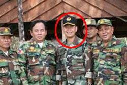 โผล่แล้ว! ลูกชายฮุนเซน ลั่นปกป้องไทยรุกราน