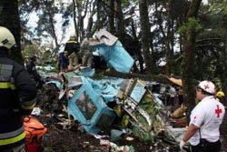 เครื่องบินโดยสารตกในฮอนดูรัส ดับยกลำ