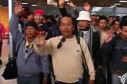 คนงานในลิเบีย 33 คน ถึงไทยแล้ว โอดไม่ขอกลับไปอีก