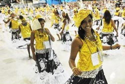 สีสันตระการตา บราซิล คาร์นิวัล 2011