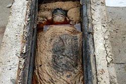 ฮือฮา! พบมัมมี่ 700 ปี สภาพสมบูรณ์ที่สุด