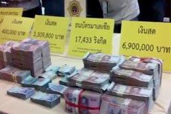 ป.ป.ส.อายัดทรัพย์เครือข่ายยาเสพติด 35 ล้าน