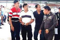โทษประหาร สท.ต่าย คดียิงนางกอบกุล สส.ไทยรักไทย