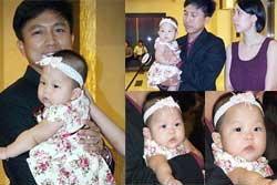 น้องพริม ลูกสาวเท่ห์ อุเทน  น่ารักน่าชัง