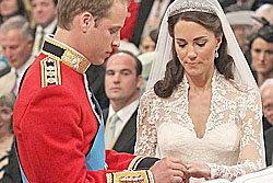 ภาพชุดพระราชพิธีเสกสมรส เจ้าชายวิลเลี่ยม เคท มิดเดิลตัน