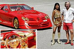 มหาเศรษฐีสวิส ทุ่มเงินกว่า 170 ล้าน หุ้มเบนซ์!!!