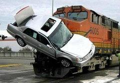 รวมภาพ! อุบัติเหตุนาทีเฉียดตาย ที่คุณอาจไม่เคยเห็น