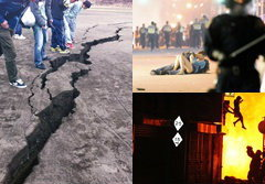 ภาพเหตุการณ์ที่ถูกกล่าวถึงมากที่สุดปี 2011