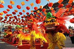 ประมวลภาพตรุษจีน 2555 ทั่วโลก