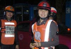 ตำรวจจราจรหญิง ประเดิมงานวันแรก จับเมาแล้วขับได้กว่า10ราย