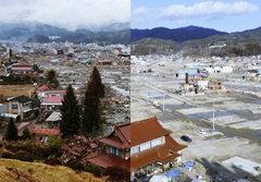 ภาพล่าสุด! 11 เดือนหลังคลื่นสึนามิซัดญี่ปุ่น